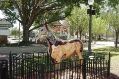 Horse Fever Statue #1