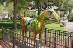 Horse Fever Statue #2