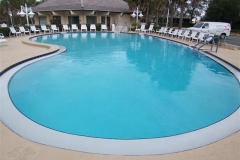 Oak Run Island Club pool 2