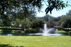 Spruce Creek North clubhouse